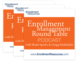 ER Enrollment And Admissions Marketing Training Podcasts