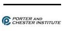 Porter and Chester Institute logo