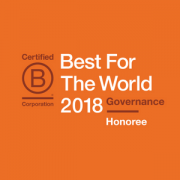 Best for the World Governance 2018