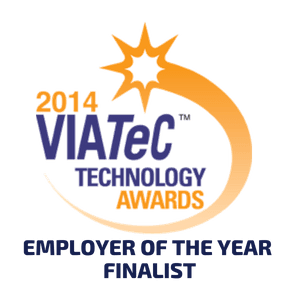 2014 VIATEC Technology Awards Finalist: Employer of the Year