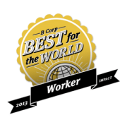 Best for the World Workers 2013