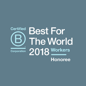 Enrollment Resources honored with 2018 B Corp awards: Best for The World: Workers and Best For The World: Governance