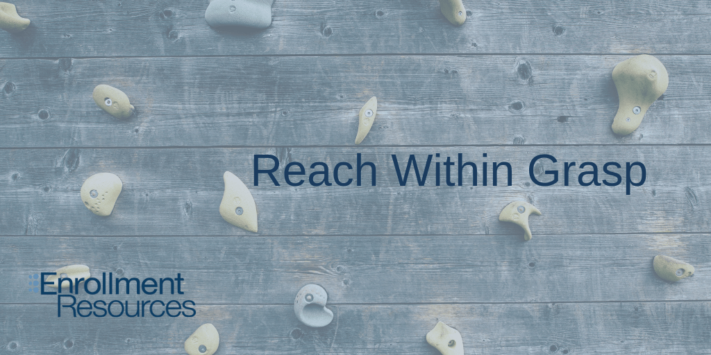 Reach Within Grasp - Enrollment Resources